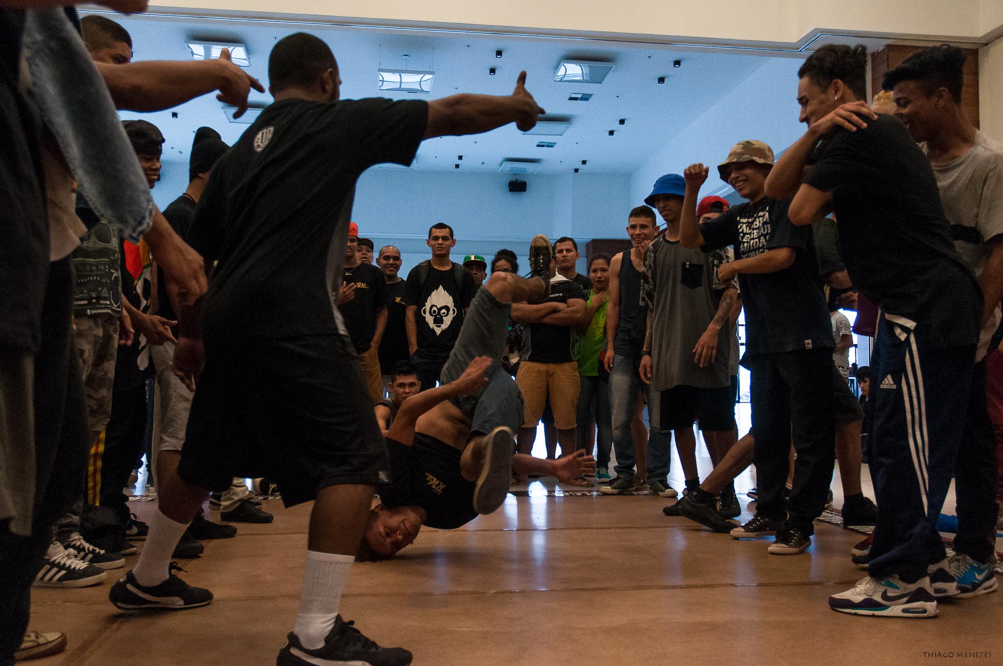 Festival Break The Floor América Latina / Divulgação