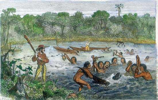 PEDRO TEIXEIRA O HOMEM QUE SAIU DE CANTANHEDE PARA CONQUISTAR AMAZÓNIA!