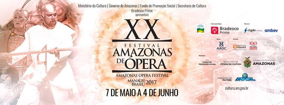 XX Festival Amazonas de Ópera