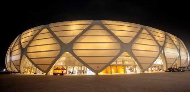 Arena da Amazônia / Foto : Portal da Copa