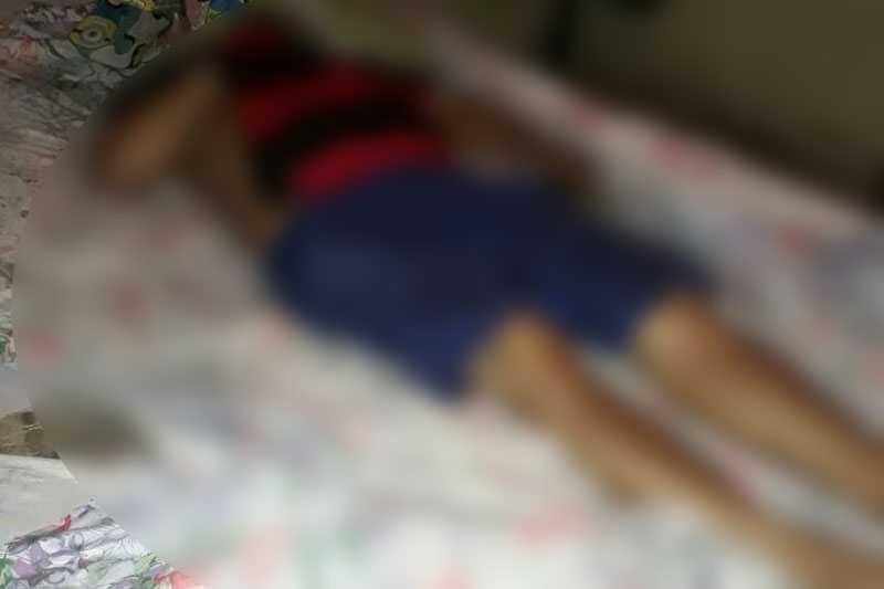 Manoel Luiz foi morto com 13 facadas e o assassino escreveu com sangue da vítima 'Matei' / Divulgação