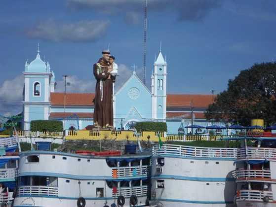 Monumento a Santo Antônio de Borba