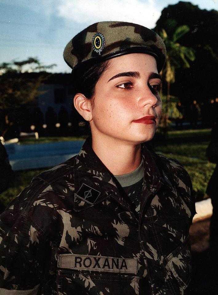 Tenente Roxana Pereira Bonessi Cohen / Divulgação
