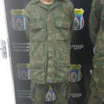 Caíque Nogueira Reis Pacheco, 22 anos / Foto Divulgação Whatsapp