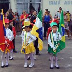 Desfile cívico emociona e marca aniversário de Tefé / Foto : No Amazonas é Assim