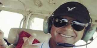 Piloto Elcides Rodrigues Pereira, de 64 anos, o 'Peninha' - Imagem de divulgação