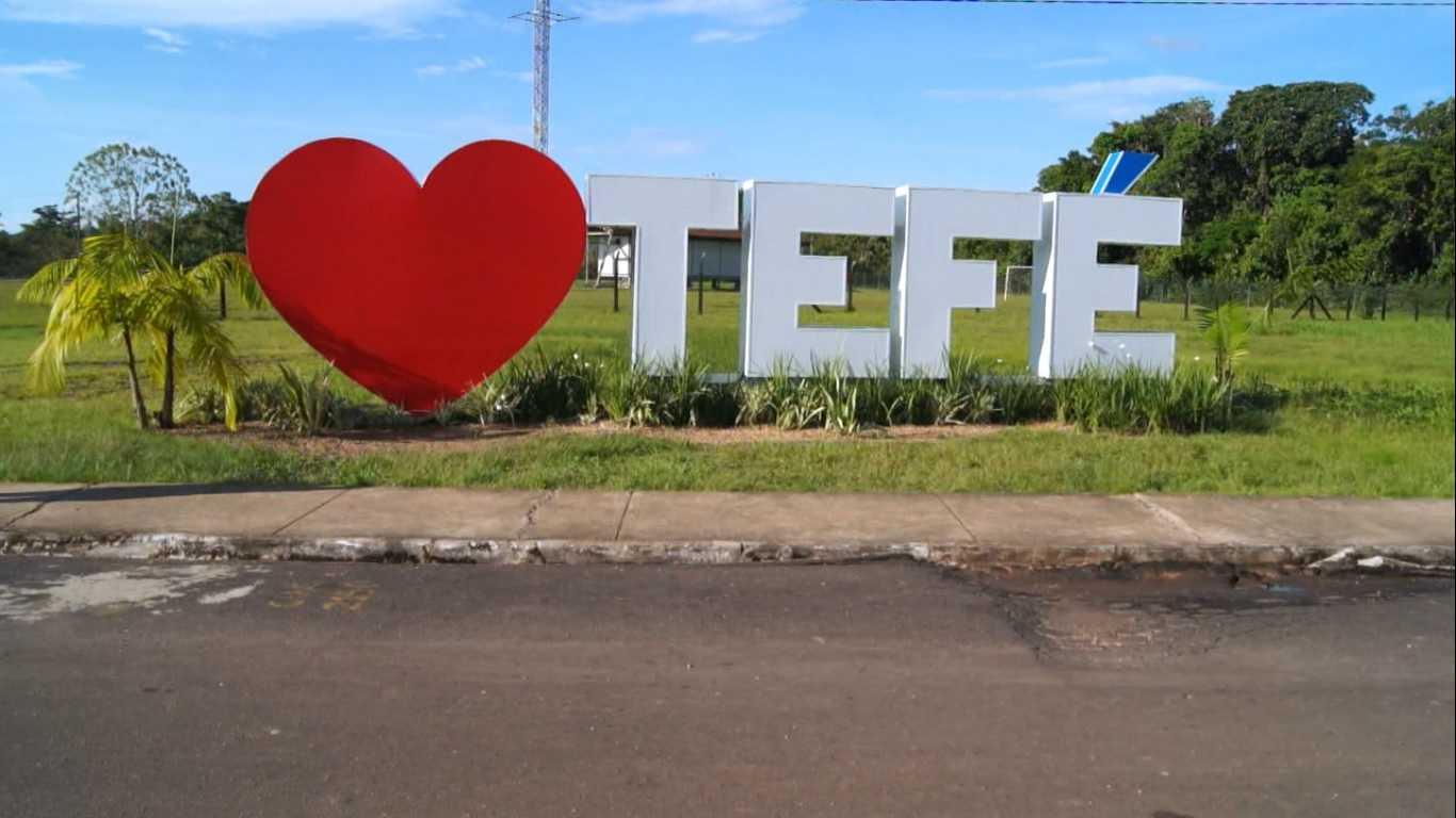 Amo Tefé / Foto : No Amazonas é Assim