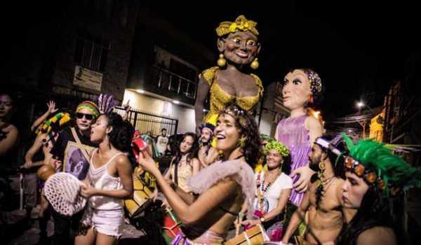 Bloco do Frei 2017 / Divulgação