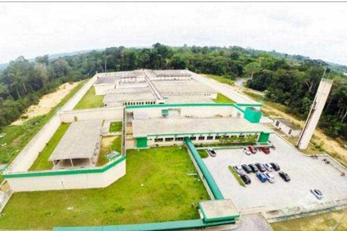 Centro de Detenção Provisória Masculino (CDPM) / Imagem: Umanizzare/Divulgação