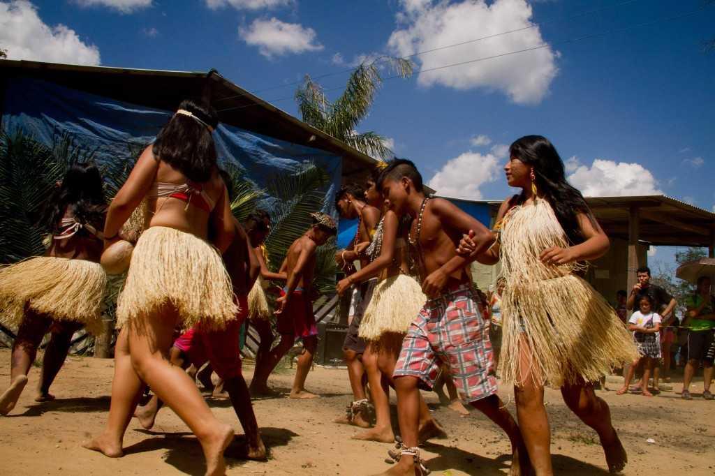 Parque das Tribos / Foto : Alberto César Araújo