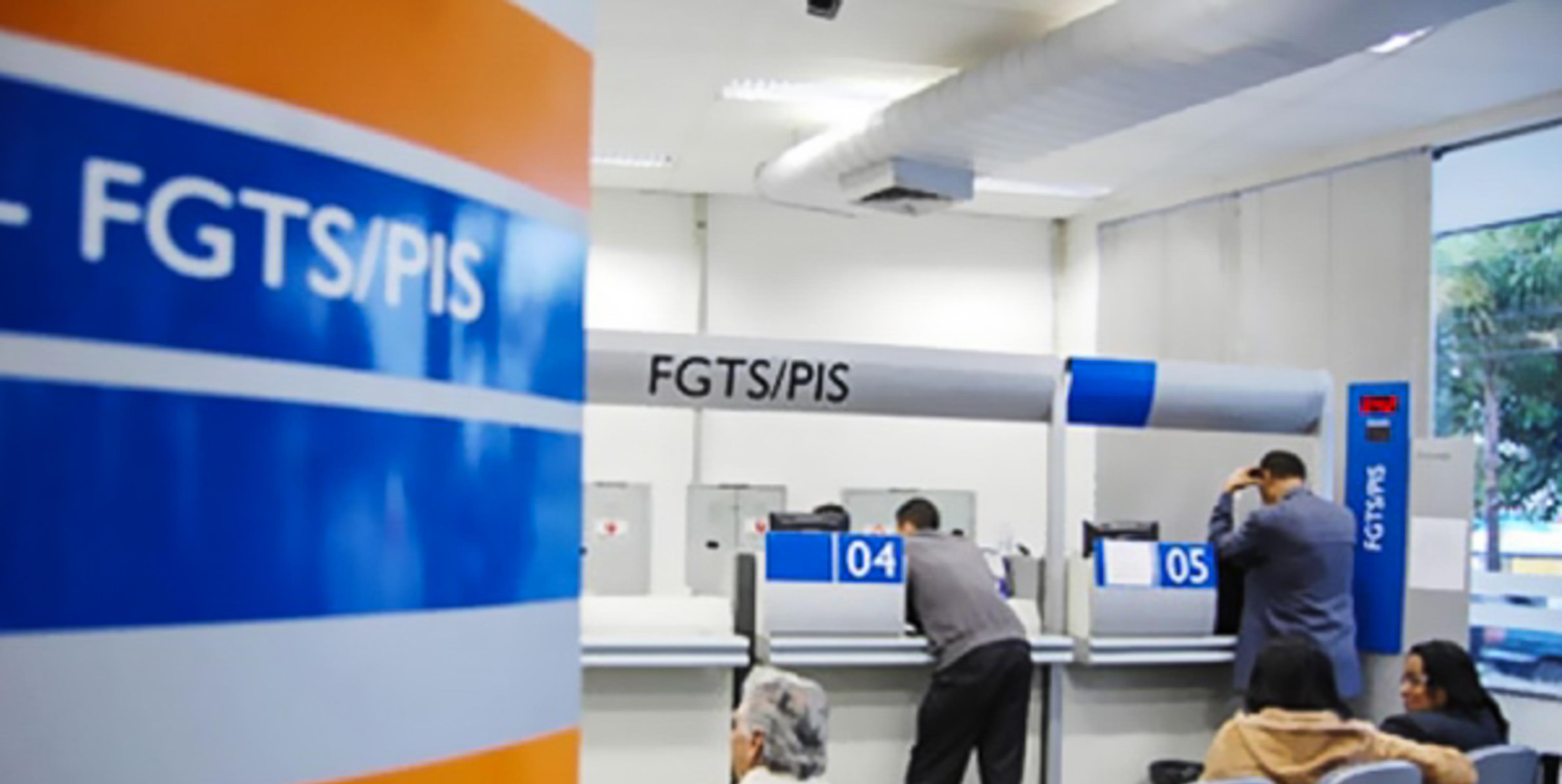 Termina o saque de FGTS inativo na próxima segunda-feira (31/7) - Imagem de divulgação
