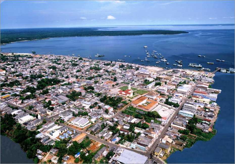 Cidade de Coari - Amazonas / Divulgação
