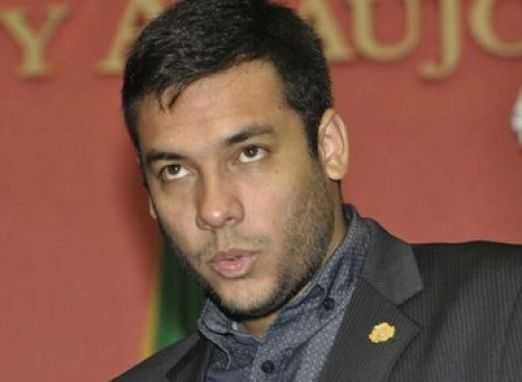 Deputado Platiny Soares (DEM) - Imagem de divulgação