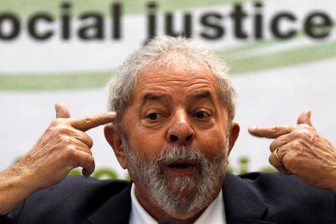 o ex-presidente Luiz Inácio Lula da Silva (PT) / divulgação