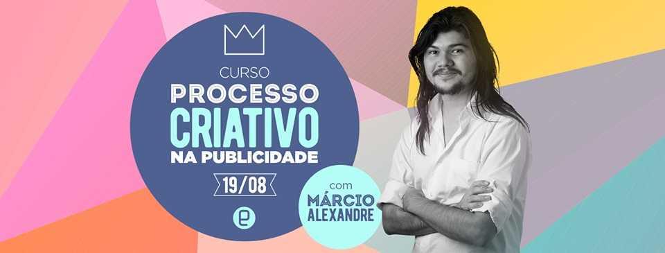 Curso de Processo Criativo na Publicidade está com inscrições abertas em Manaus