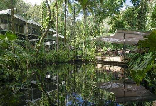 Daintree Eco Lodge & Spa – Austrália / Foto : © RoadTrio