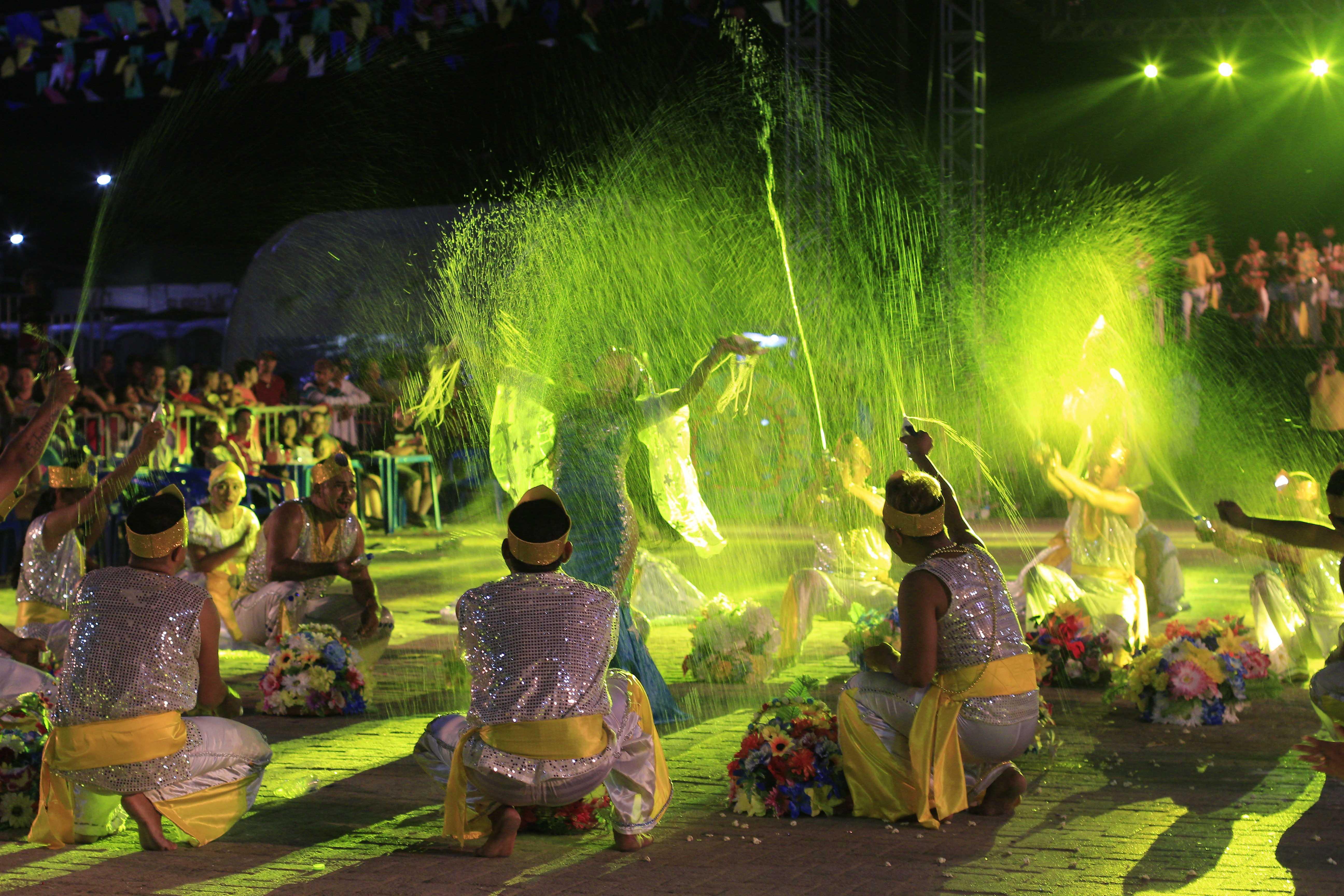 Dança Africana Tefé / No Amazonas é Assim