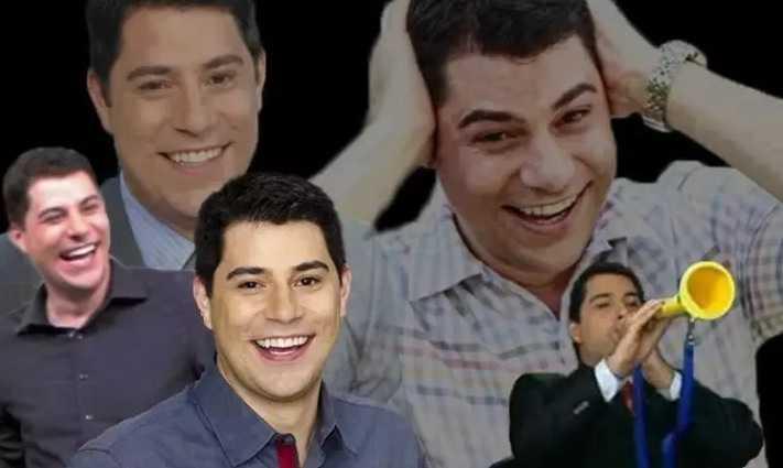 Evaristo zomba de notícia de que virará garoto-propaganda- Imagem: Divulgação