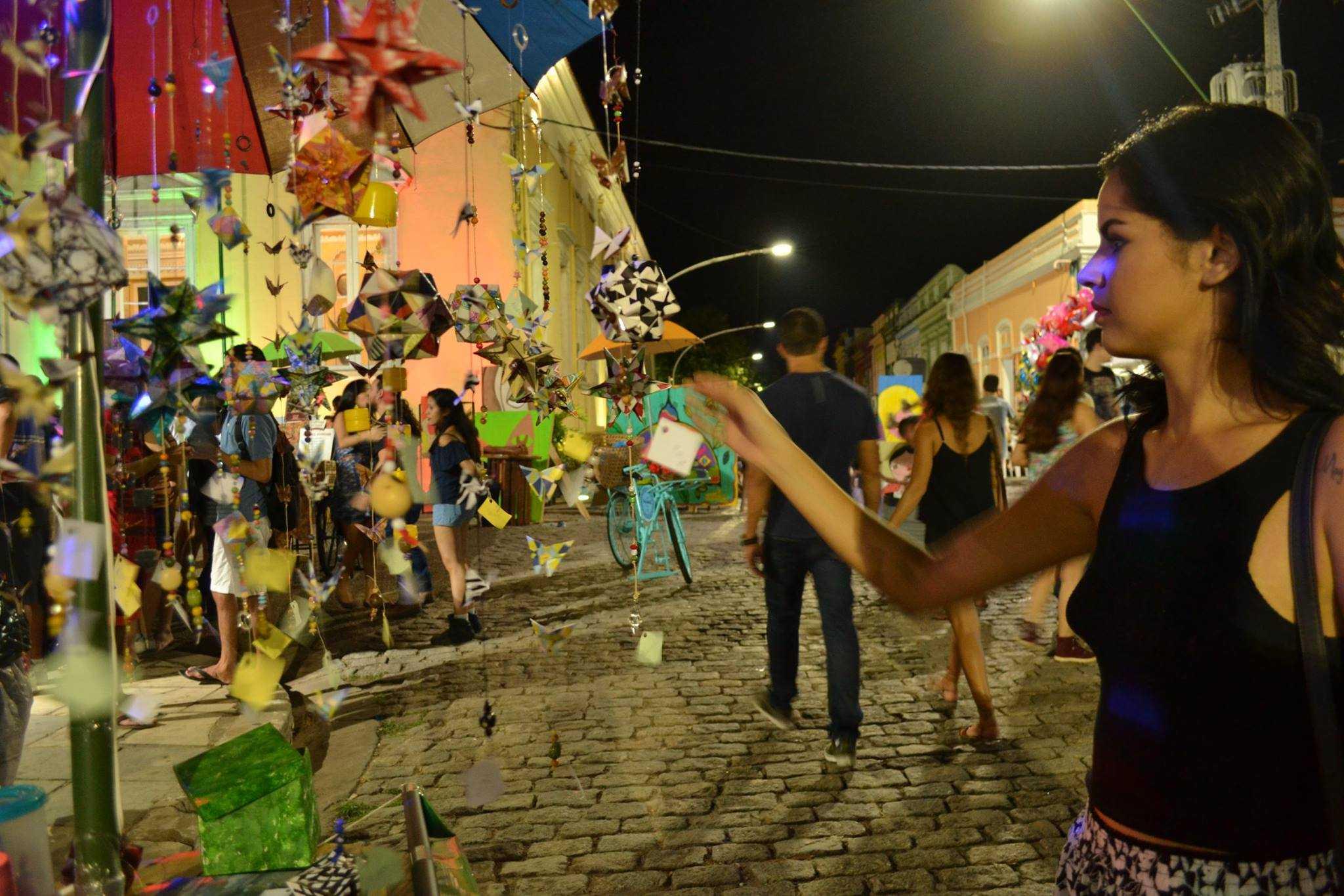 O instituto já realiza projeto de requalificação urbana do Marco Zero de Manaus (Projeto Espaço São Vicente) e pretende reforçar as ações para fomentar a Economia Criativa. / Divulgação