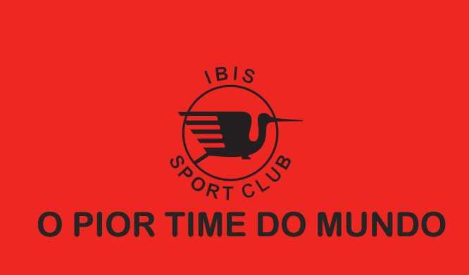 Pior time do mundo, Íbis zoa o Flamengo