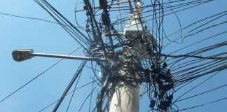 Principais causas são construção predial, ligações clandestinas, empinar pipa, instalações de antena de TV e poda de árvore - Imagem: Divulgação