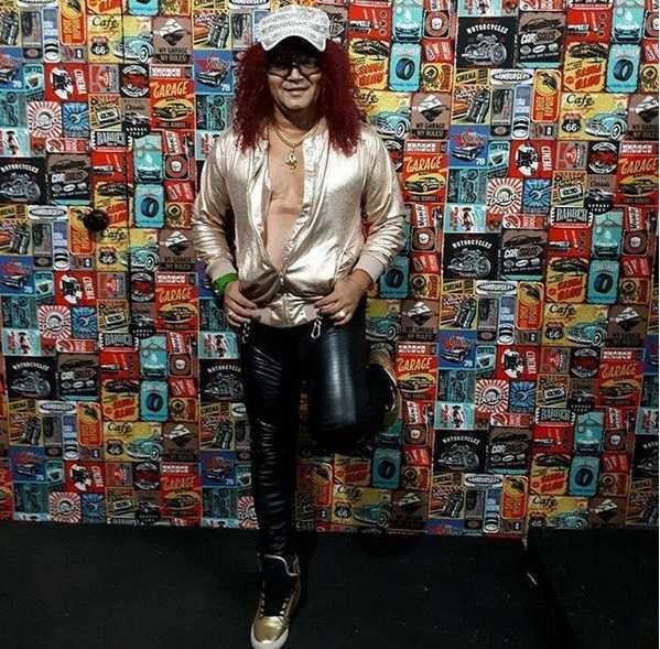 O cantor do brega pop Wanderley Andrade será a atração nacional do primeiro dia do 32 Festival da Canção de Itacoatiara (Fecani), no dia 06 de setembro. / Foto : Reprodução Instagram