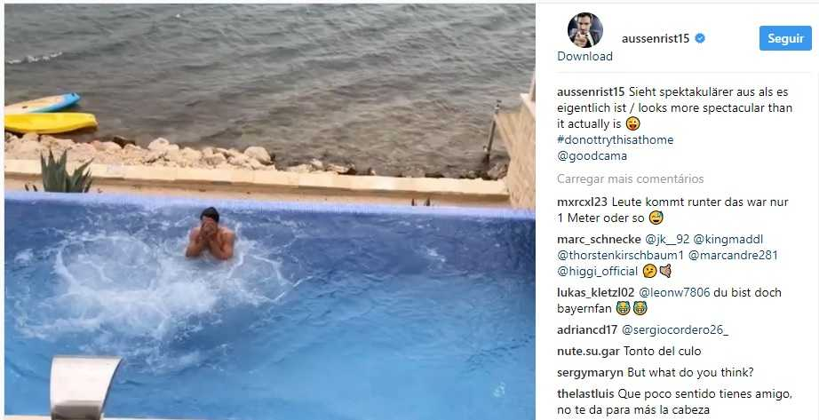Imagem: Reprpodução Instagram