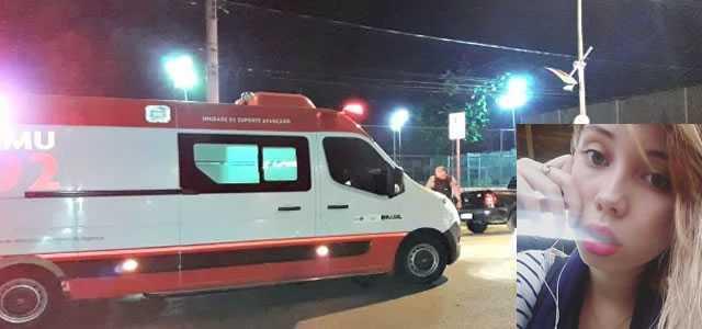 Ex namorado de Bruna Borges tenta suicídio e é hospitalizado no Pronto Socorro da Capital / Divulgação