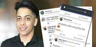 Prints do cabeleireiro João Felipe dão indícios que ele pode ter sido morto por 'vingança'