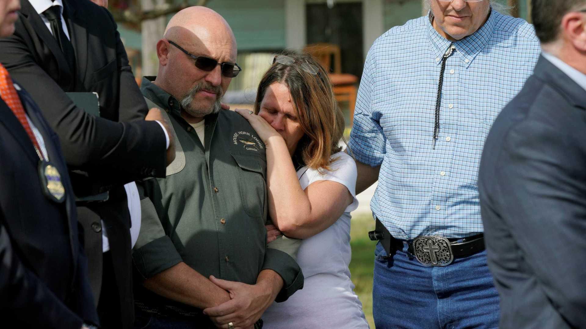 Ataque em igreja no Texas mata oito membros da mesma família / Foto : © DR