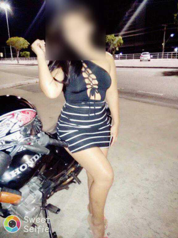 A jovem contou detalhes do caso à família – Reprodução/Facebook