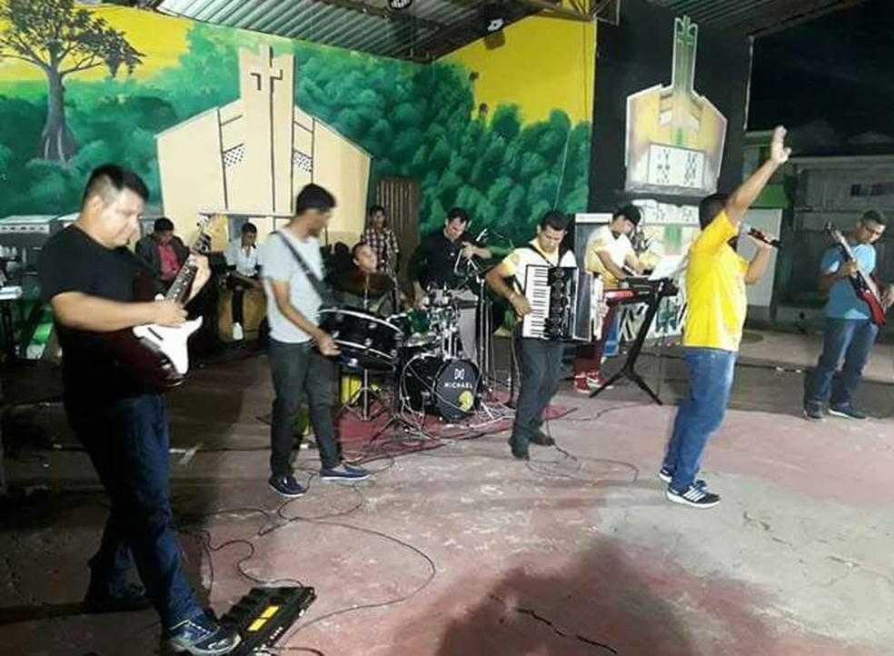 Festa foi realizada em Anamã (Foto: Divulgação/Dário Silva)