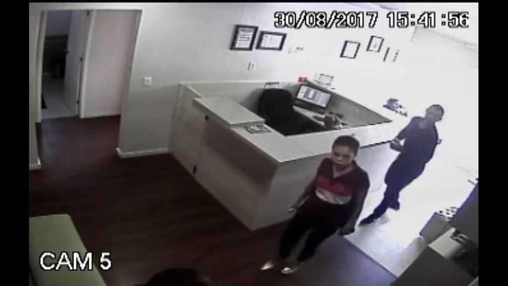 Assassino do cabeleireiro morto em salão de beleza é identificado pela polícia em Manaus - Imagem: Divulgação