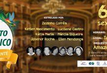 """Espetáculo """"Concerto Amazônico"""" no Teatro Amazonas / Divulgação"""