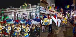 Desfile Cívico de 5 de setembro em Tefé - Amazonas