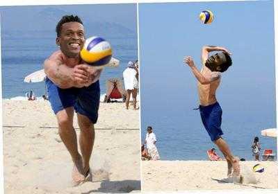 Futebol ou vôlei? Gol irregular de Jô / Divulgação