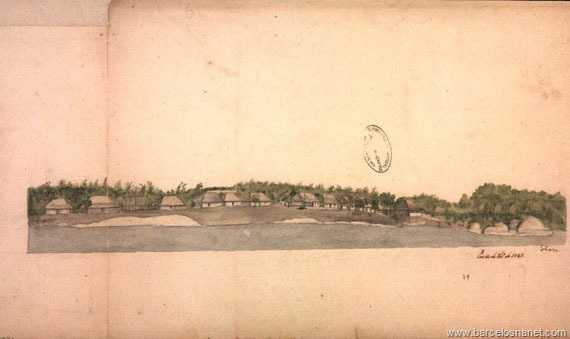 Vila de Moura – na época o nome era Pedreira.