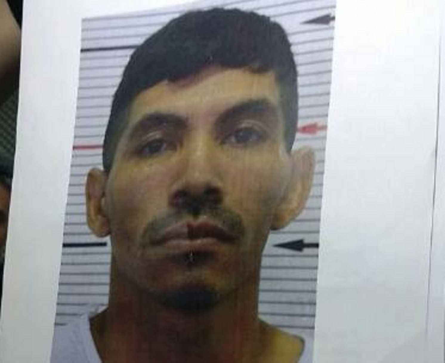 """A ordem para matar o cabeleireiro. teria partido do traficante José Mateus da Costa Vieira, 28, o """"Sapo"""" - Imagem: Divulgação"""