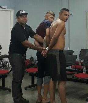Polícia prende suspeito de assassinar cabelereiro dentro de salão em Manaus /  Imagem: Divulgação da Polícia