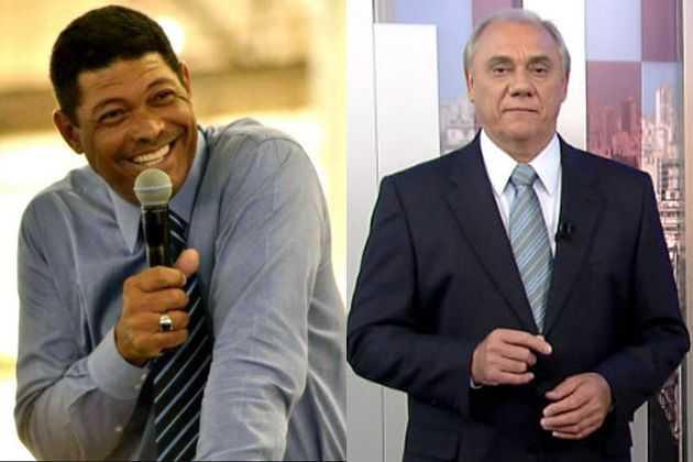 Valdemiro Santiago e Marcelo Rezende (Foto: Reprodução)