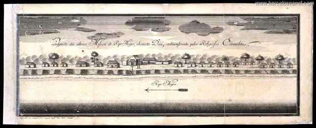 Vila de Dari, hoje atual Baturité