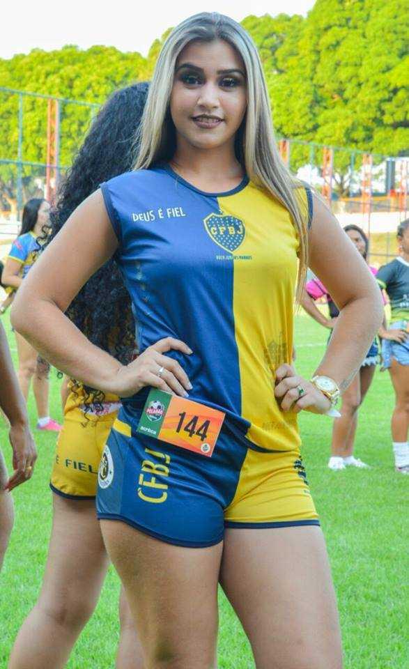 Aline Silva / Reprodução Facebook