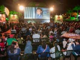 Cine Família na Praça, em MG / Divulgação