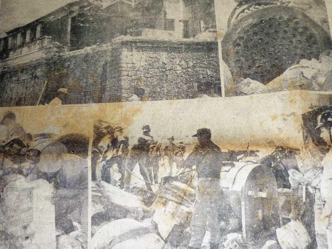 Caldeira da Lavanderia Explodiu - Tragédia no Hospital! Três Mortos e Quinze Feridos / Reprodução Jornal do Comércio / Reprodução Blog do Rocha