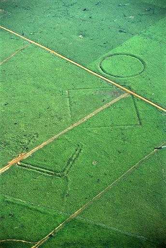 Cientistas desvendam o segredo dos geoglifos gigantes da Amazônia brasileira / Divulgação