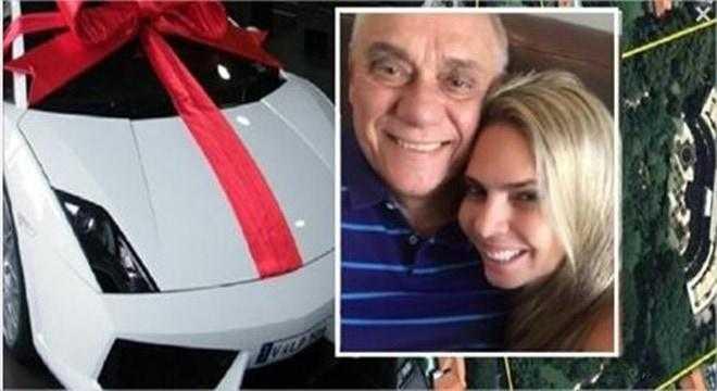 Namorada mexia na conta bancária de Marcelo Rezende, e o que ele comprou revolta / Divulgação