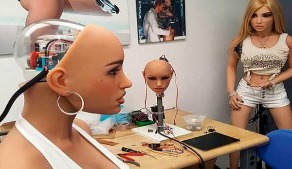 Robôs sexuais podem ser invadidos por hackers e matar seus donos / Foto: Divulgação