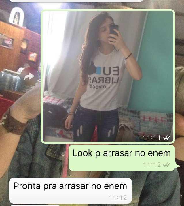 Livia Gomes / Reprodução