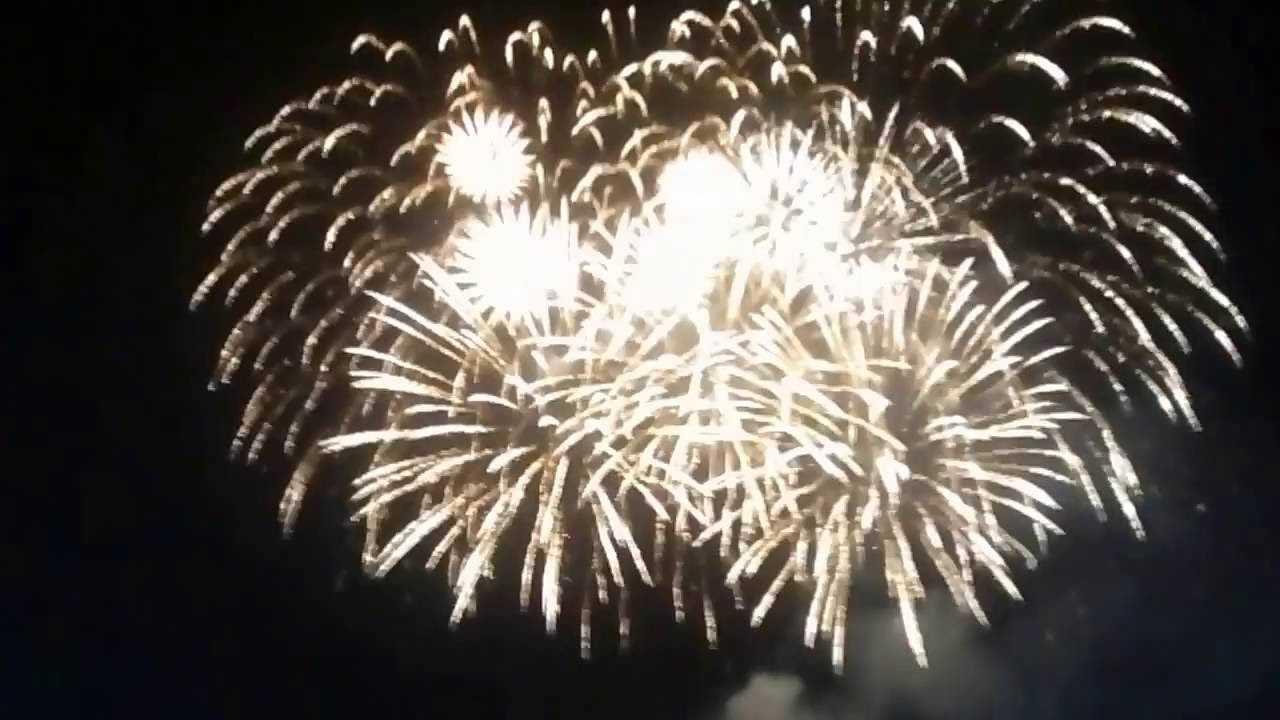 Aniversário de João Branco é comemorado com show de fogos em Manaus - Imagem: Divulgação