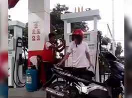Briga em Posto de Gasolina quase termina em tragédia